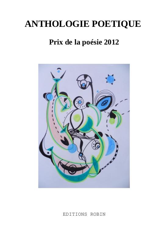1ere couverture anthologie 2012