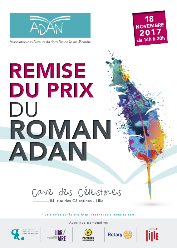 Prix du Roman ADAN