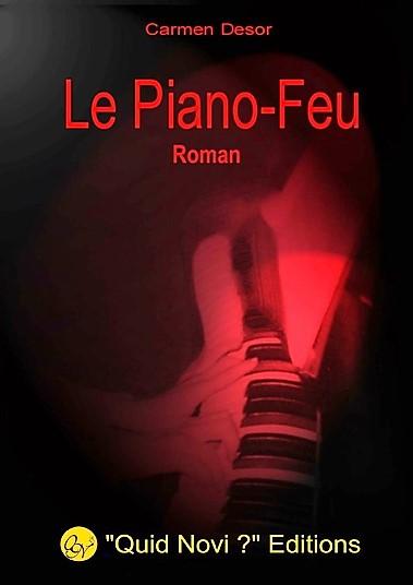 Carmen desor le piano feu