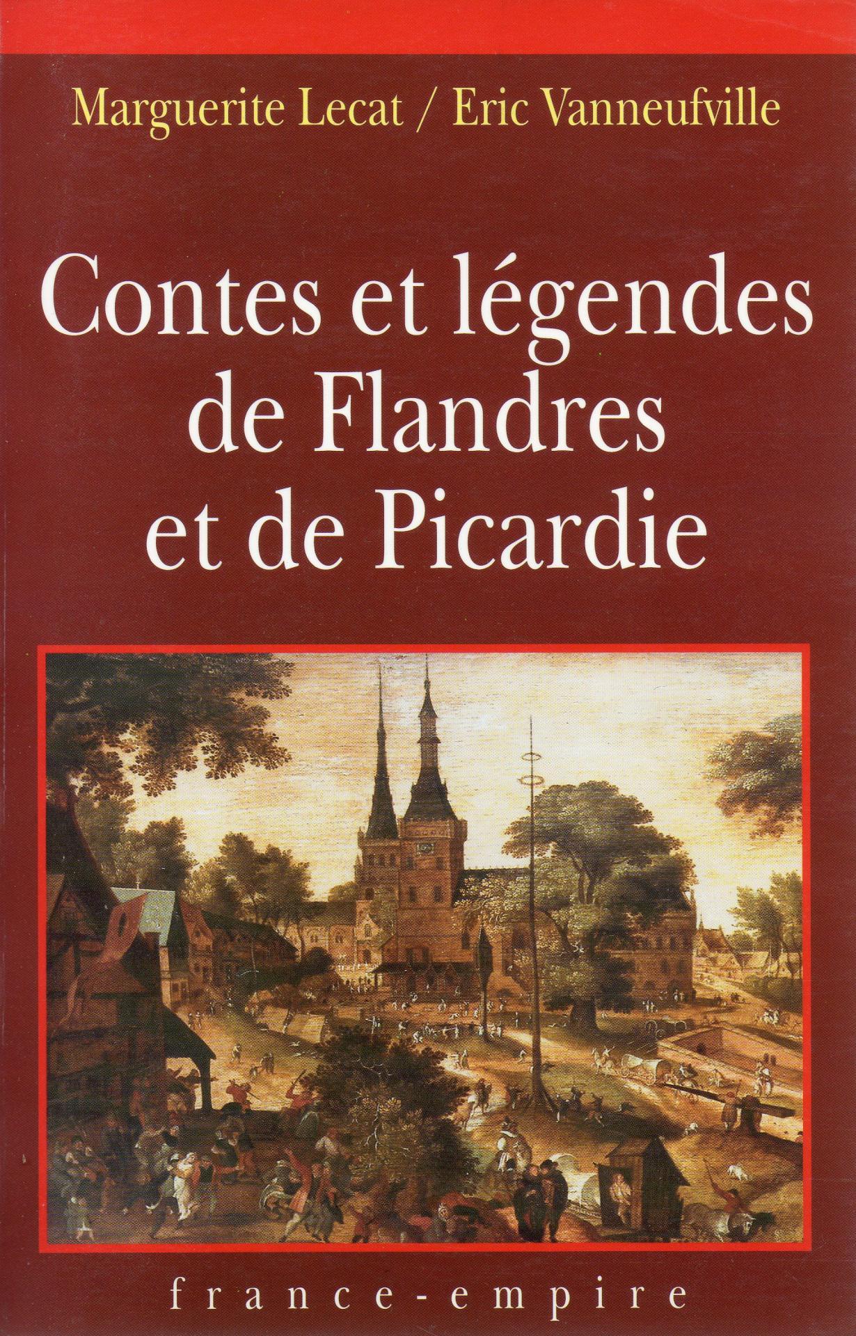 Contes flandres picardie
