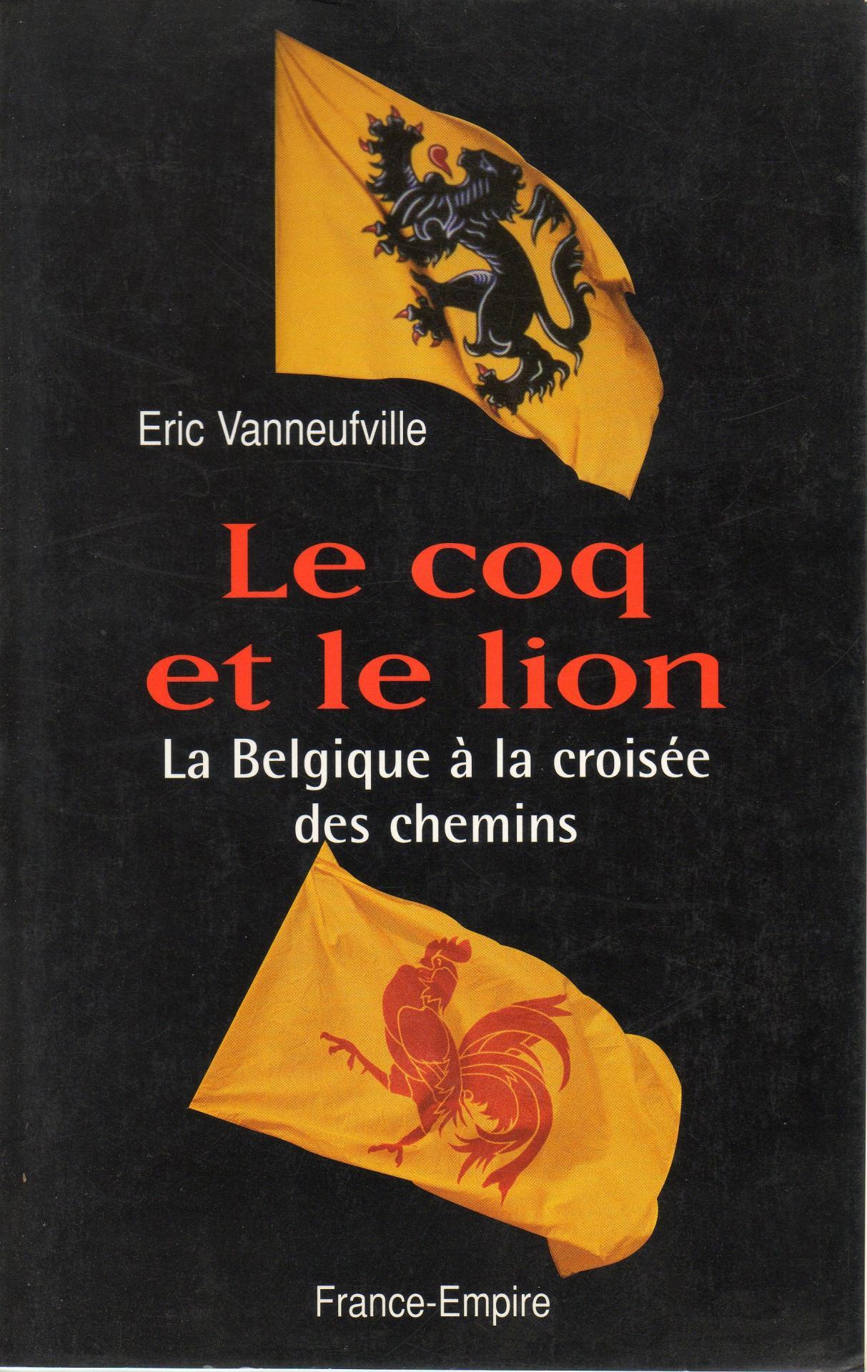 Coq et lion