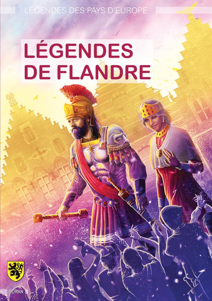 Couv legendes flandre p1