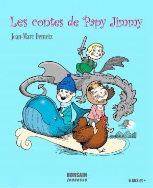 Couv10 les contes de papy jimmy