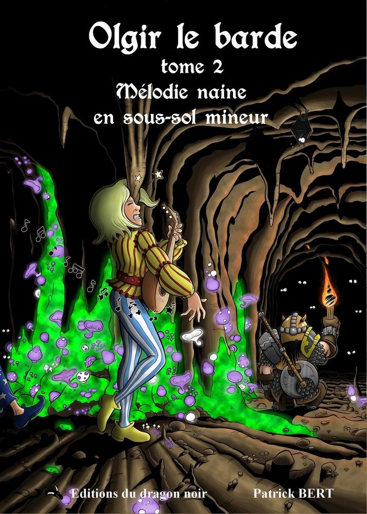 Couverture melodie naine en sous sol mineur