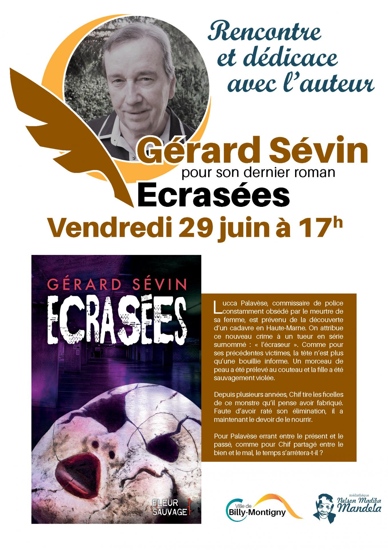 Gerard sevin flyers 29 juin 2018
