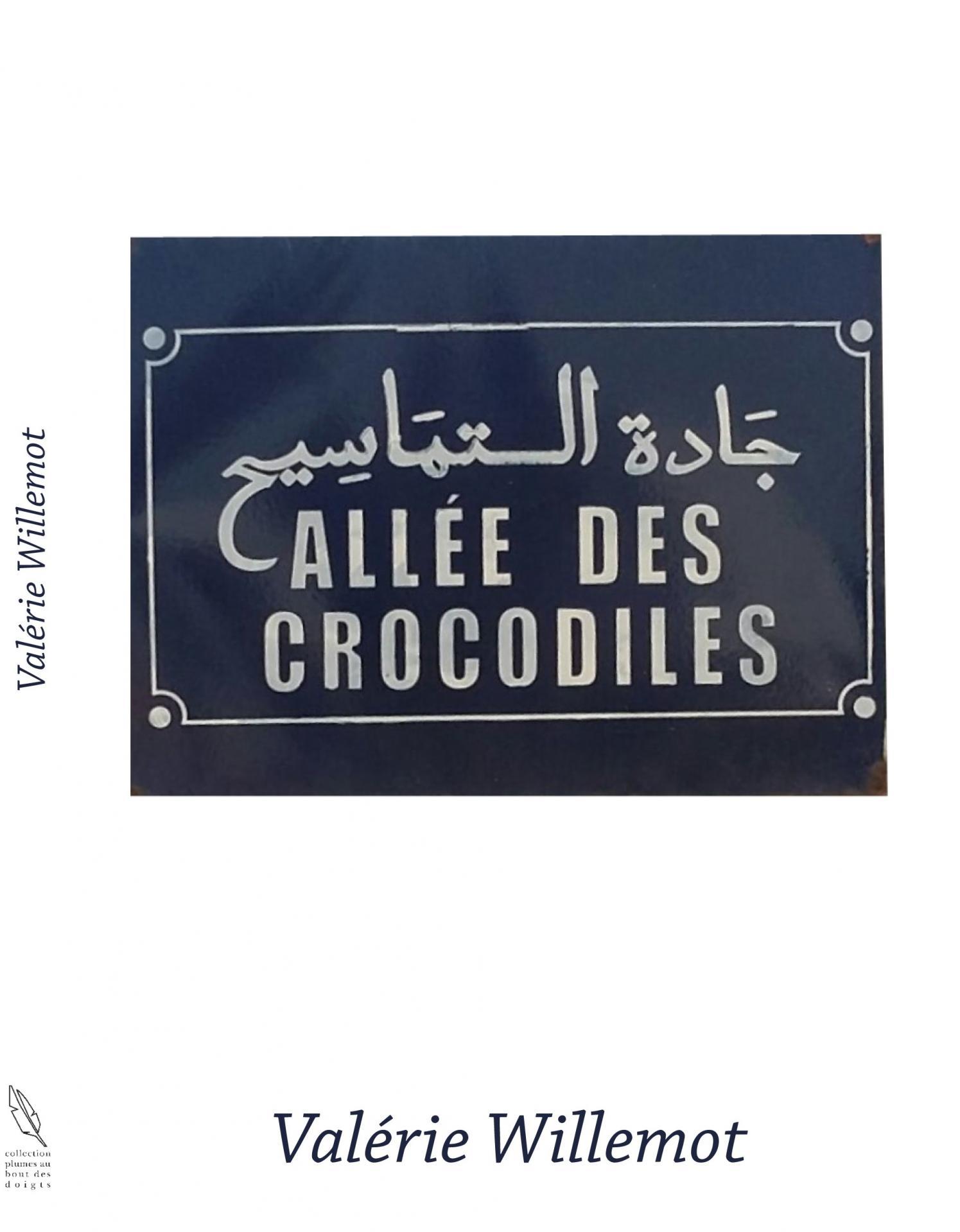 L allee des crocodiles