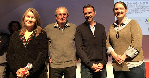 Laureats prix adan 2019