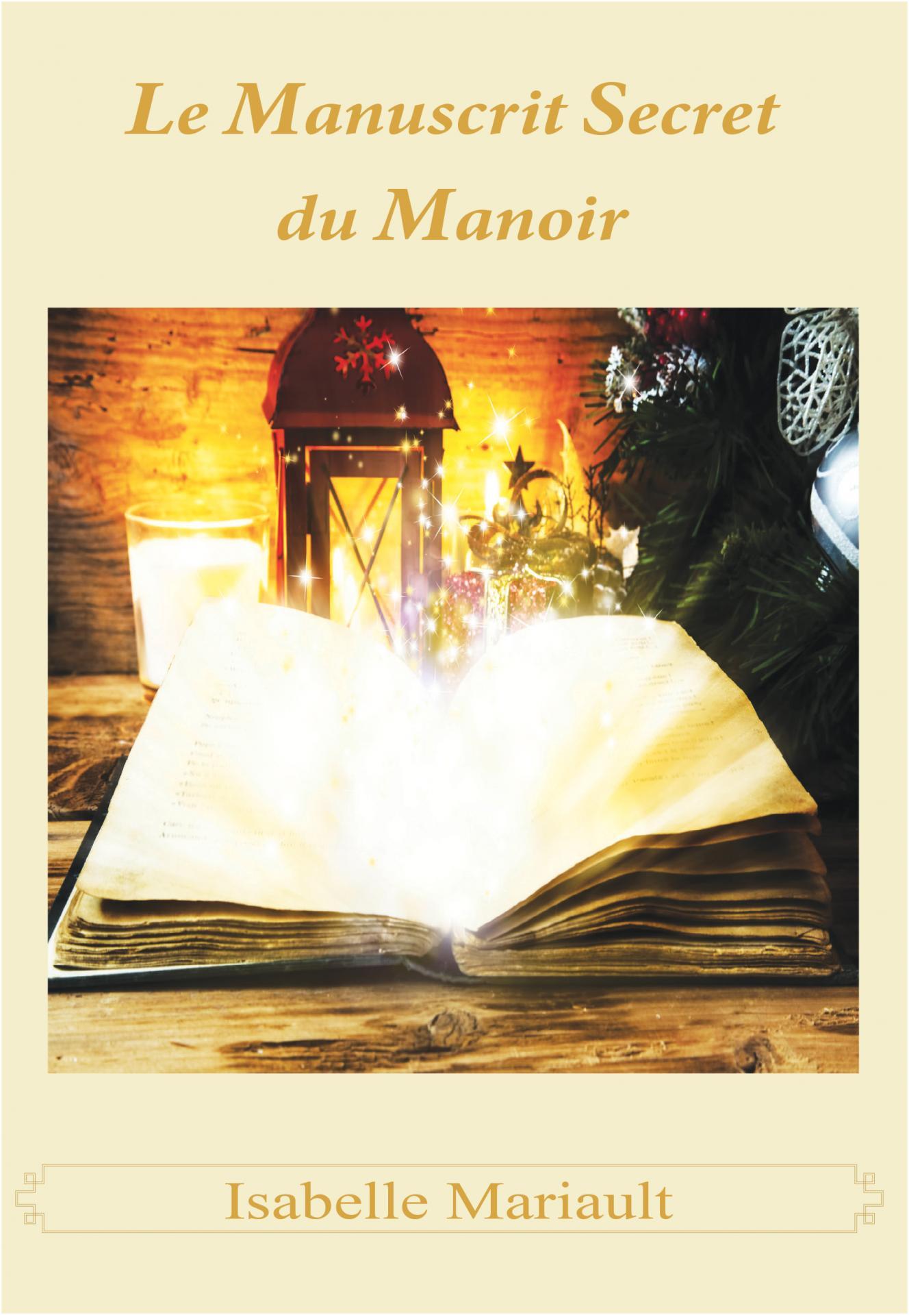 Le manuscrit secret du manoir 1decouv
