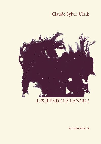 Les iles de la langue couverture