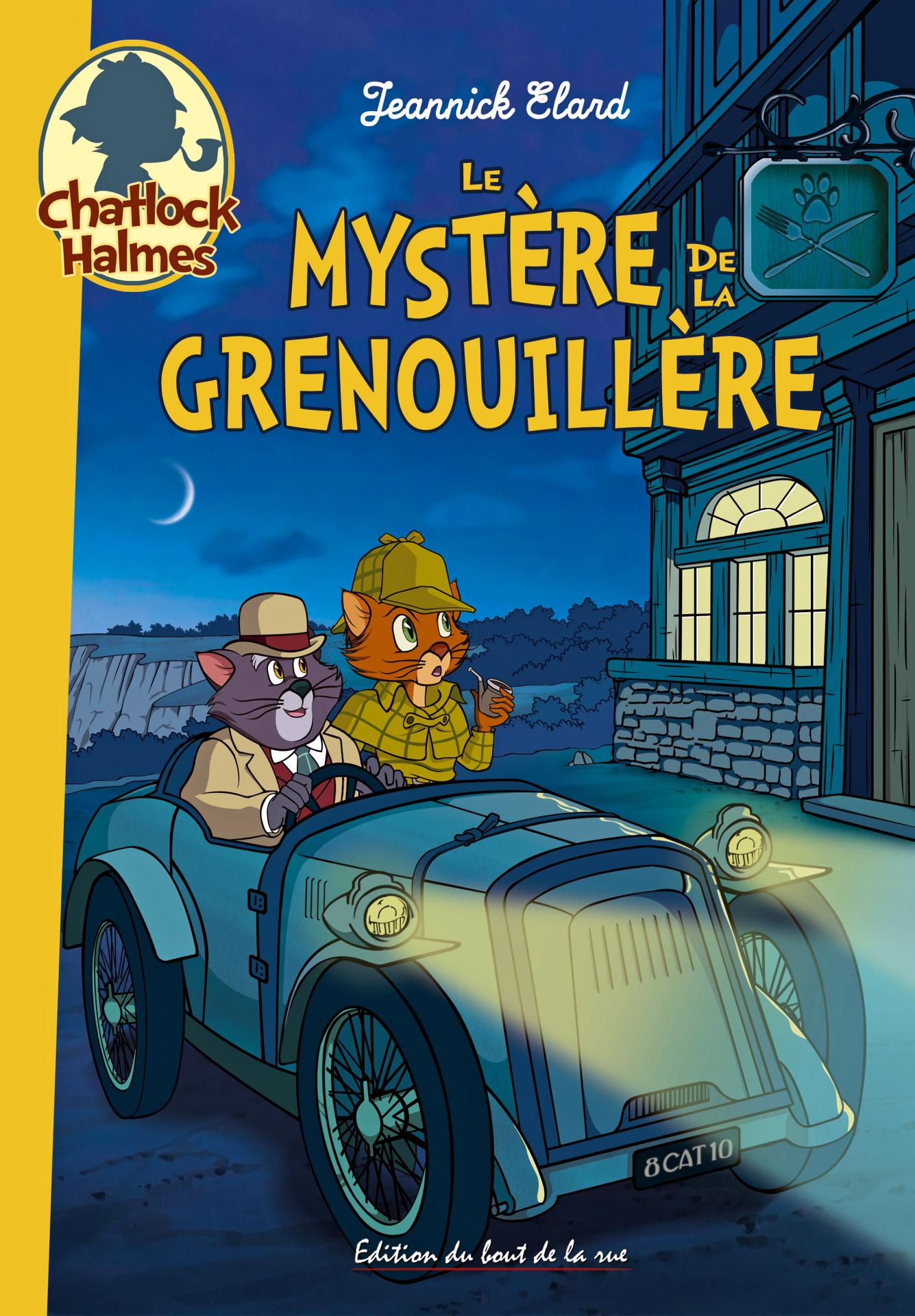 Mystere grenouillere