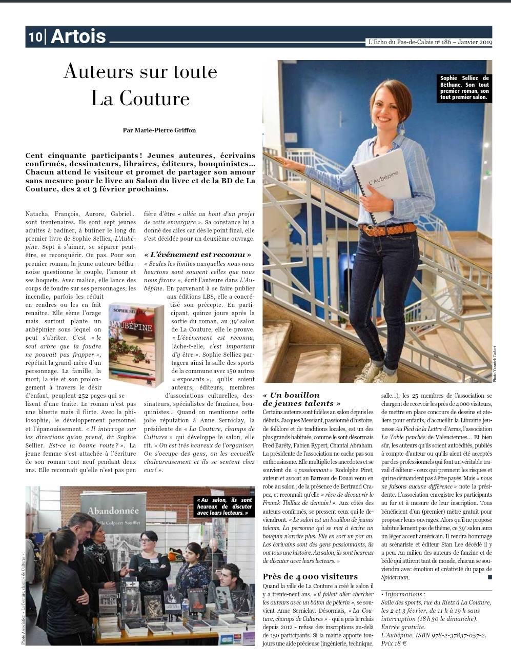 Presse echo 2019