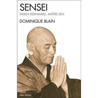Sensei taisen deshimaru maitre zen